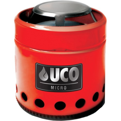 UCO Micro 8 Hour Candle Lantern (Red) (UCO UCO2)