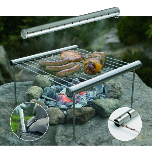 Grilliput Duo Collapsible Barbecue (Grilliput GR01)