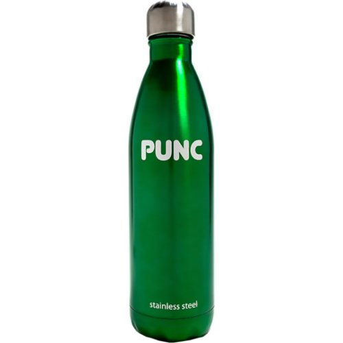 Punc Stainless Steel Insulated Bottle - Green (750 ml) (Punc)