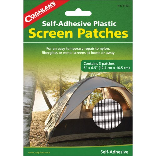 Coghlan's Self-Adhesive Screen Patches (Coghlan's 8150)
