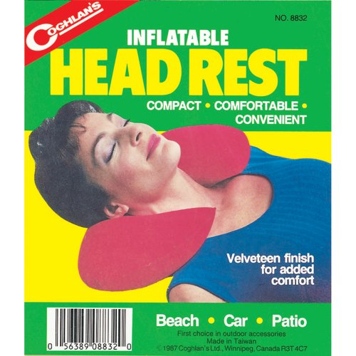 Coghlan's Inflatable Head Rest (Coghlan's 8832)