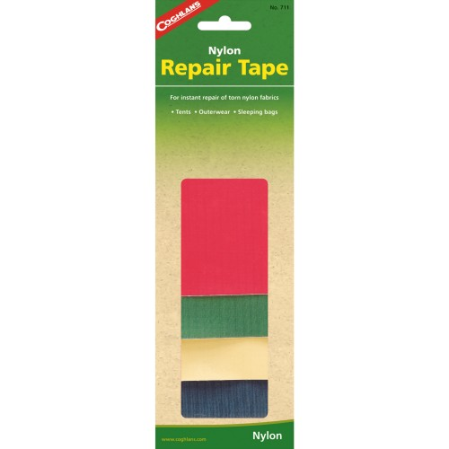 Coghlan's Nylon Repair Tape (Pack of 4) (Coghlan's 711)