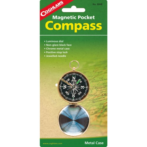 Coghlan's Magnetic Pocket Compass (Coghlan's 8048)