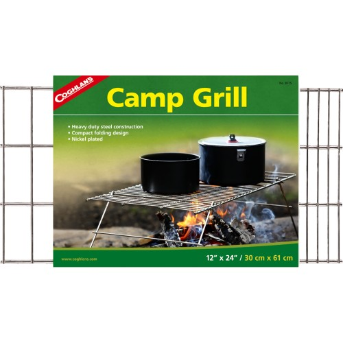 Coghlan's Steel Pack Grill (Coghlan's 8770)