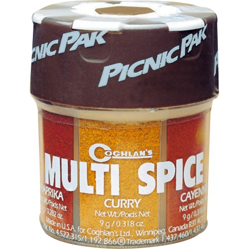 Coghlan's Multi Spice Container (Coghlan's 9961)