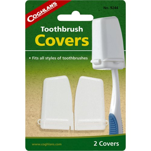 Coghlan's Toothbrush Covers (Pack of 2) (Coghlan's 9244)