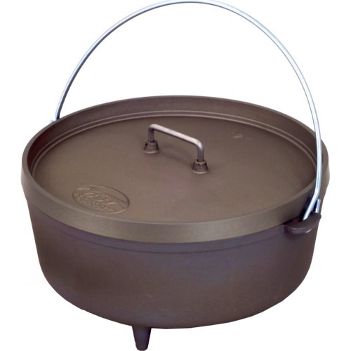 GSI Outdoors Hard Anodized Dutch Oven 29 cm (GSI 50412)