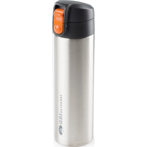 GSI Outdoors Glacier Stainless Microlite 720 Vacuum Bottle (720 ml) (GSI 67120)