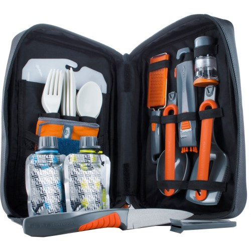 GSI Outdoors Destination Kitchen 24 Piece Set (GSI 90104)