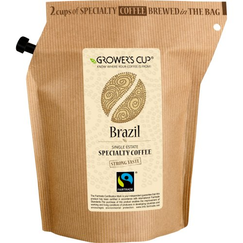 Growers Cup Single Estate Specialty Coffee - Brazil (Grower's Cup A100003)