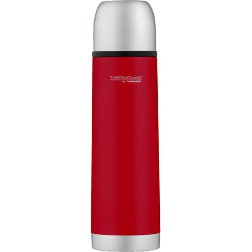 Thermos Thermocafe Soft Touch Flask - 500 ml (Red) (Thermos 104899)