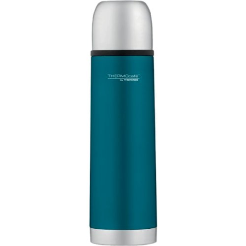 Thermos Thermocafe Soft Touch Flask - 500 ml (Turquoise) (Thermos 105191)