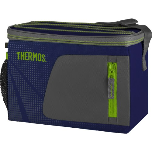 Thermos Radiance 6 Can Insulated Cooler (Navy) (Thermos 148843)