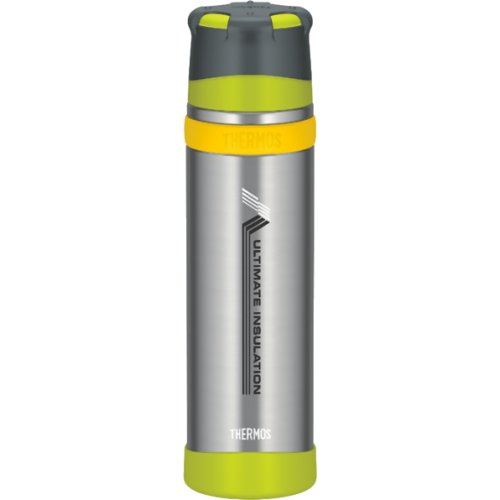 Thermos Ultimate Flask - Gun Metal (900 ml) (Thermos 170582)