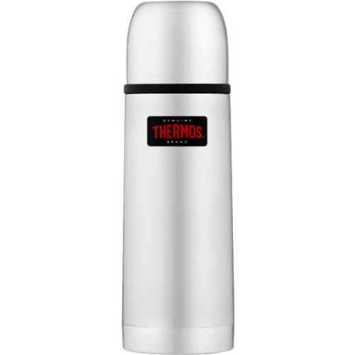 Thermos Light and Compact Stainless Steel Flask (350 ml) (Thermos 186247)