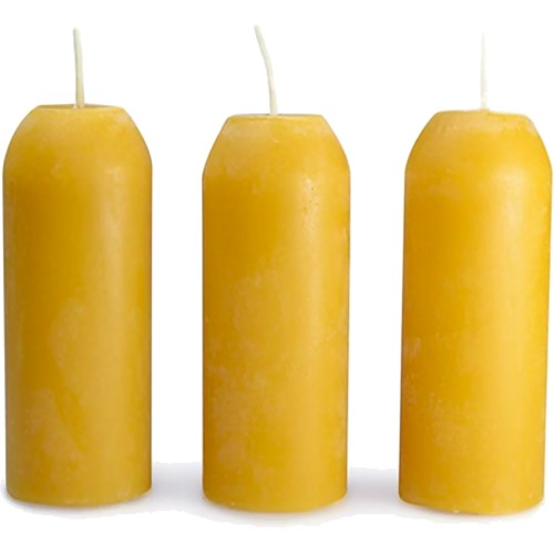 UCO Beeswax Candles for Original & Candlelier Lanterns (3 Pack) (UCO UCO32)