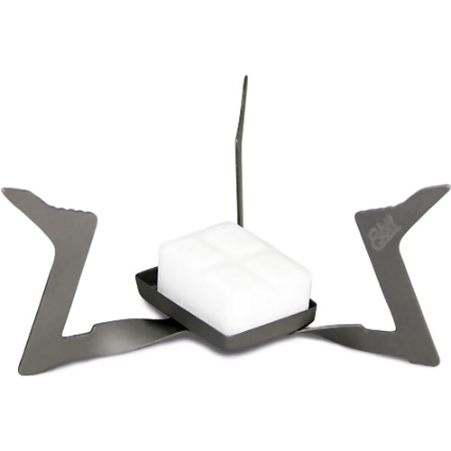 Esbit Titanium  Foldable Solid Fuel Stove (Esbit ST115-TI)