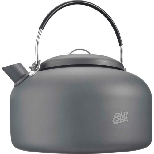 Esbit Hard Anodised Water Kettle - 1400 ml (Esbit WK1400HA)
