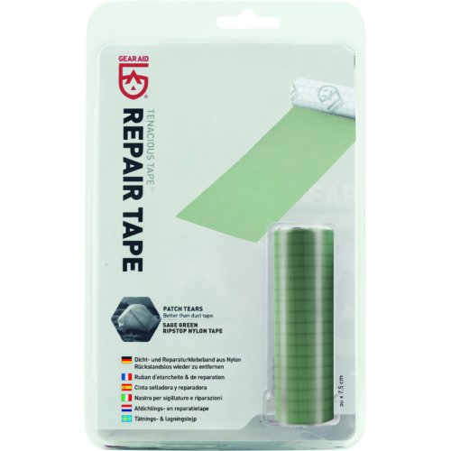 Gear Aid Tenacious Tape - Ripstop Nylon Tape (Sage Green) (Gear Aid 10695)