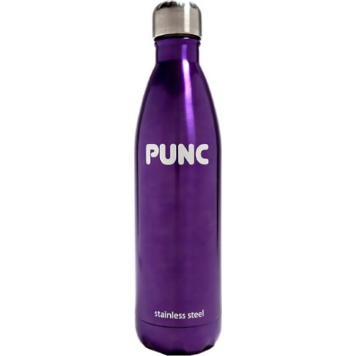 Punc Stainless Steel Insulated Bottle - Purple (750 ml) (Punc)