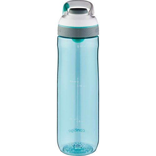Contigo Cortland Autoseal Water Bottle with Lock - 720 ml (Jade) (Contigo 1000-0464)
