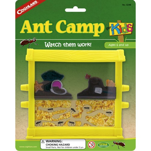 Coghlan's for Kids Ant Camp (Coghlans 0248)