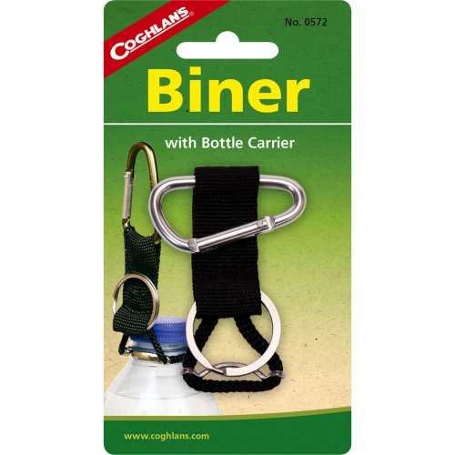 Coghlan's Carabiner with Bottle Carrier (Coghlan's 0572)