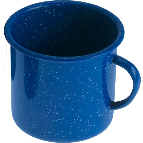 GSI Outdoors Enamelware Cup - Blue (350 ml) (GSI 13208)