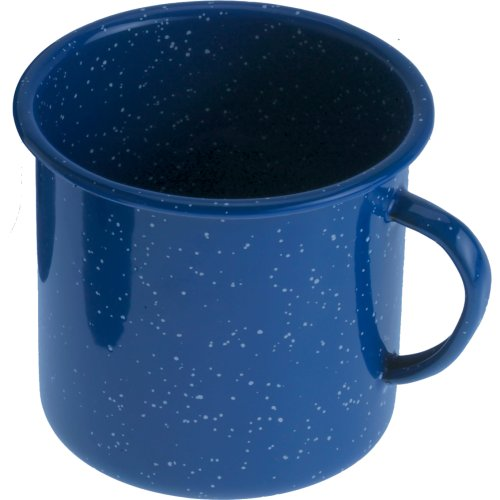 GSI Outdoors Enamelware Cup - Blue (530 ml) (GSI 13209)