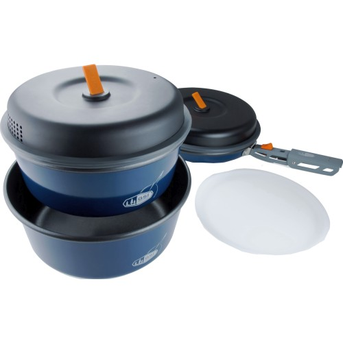 GSI Outdoors nForm Bugaboo Base Camper Small Cookset (GSI Outdoors 44222)