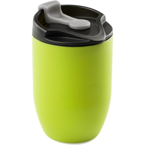 GSI Outdoors Glacier Stainless Doppio Commuter Mug - Green (190 ml) (GSI Outdoors 65133)