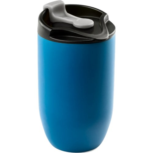 GSI Outdoors Glacier Stainless Doppio Commuter Mug - Blue (237 ml) (GSI Outdoors 65152)