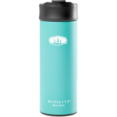GSI Outdoors Microlite 570 Tour Flask - 570 ml (Aqua) (GSI 67271)