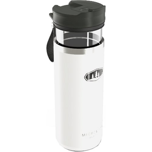 GSI Outdoors MicroLite Commuter JavaPress - 423 ml (White) (GSI Outdoors 67339)