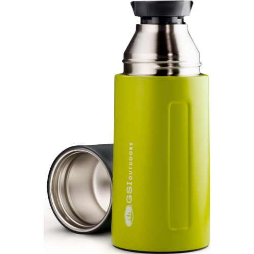GSI Outdoors Glacier Stainless Vacuum Bottle - Green (500 ml) (GSI Outdoors 67453)