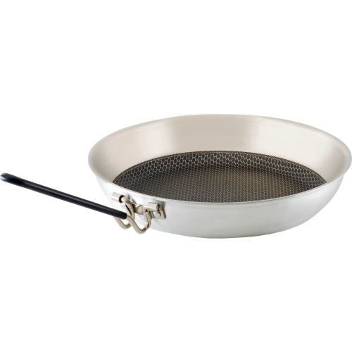 GSI Outdoors Glacier Stainless Frypan (20 cm) (GSI Outdoors 68108)