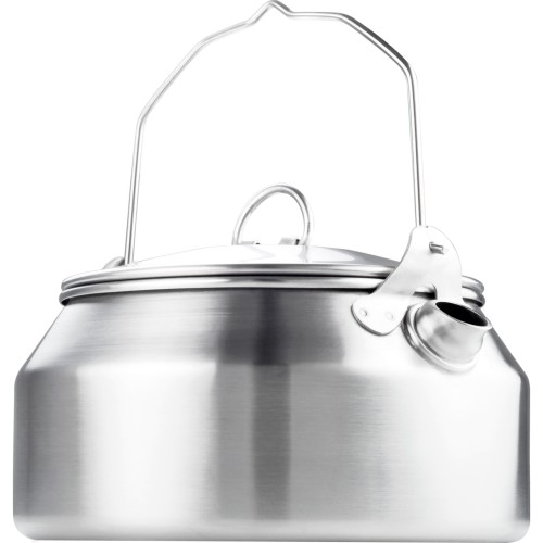 GSI Outdoors Glacier Stainless Steel Kettle (1000 ml) (GSI 68162)