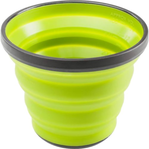 GSI Outdoors Escape Folding Cup - Green (GSI Outdoors 79223)