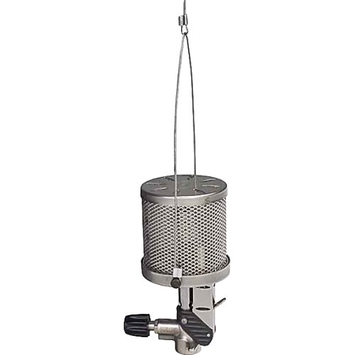 Primus Micron Gas Lantern with Piezo Ignition (Steel Mesh) (Primus 221383)