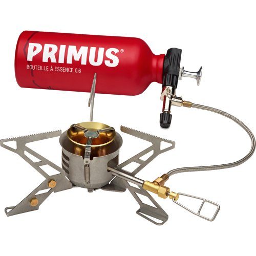 Primus OmniFuel II Stove with Pump and Fuel Bottle (Primus 328988)