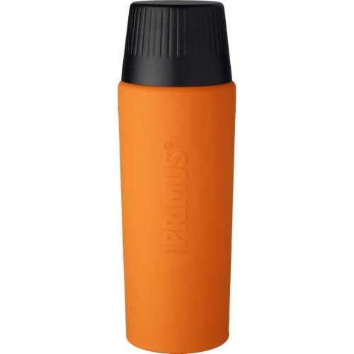 Primus TrailBreak EX Durable Vacuum Bottle with Silicone Sleeve - Orange (750 ml) (Primus 737953)