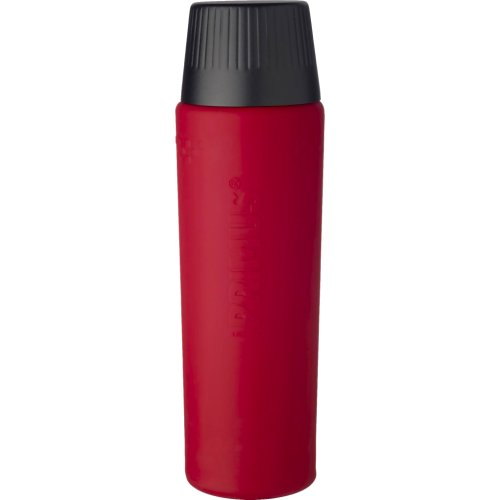 Primus TrailBreak EX Durable Vacuum Bottle with Silicone Sleeve - Red (1000 ml) (Primus 737956)