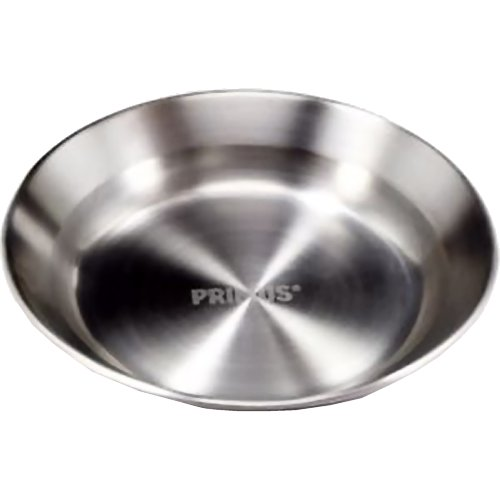 Primus CampFire Stainless Steel Plate 21 cm (Primus 738011)