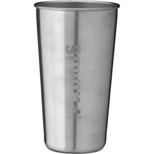 Primus CampFire Stainless Steel Pint Beaker - Silver (600 ml) (Primus 738014)