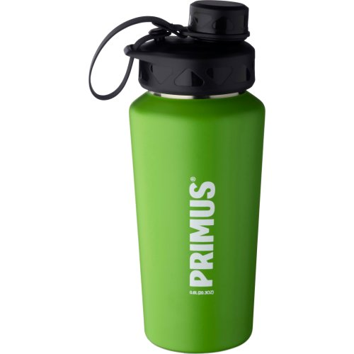 Primus TrailBottle Stainless Steel Water Bottle - 600 ml (Powder Coated Green) (Primus 740165)