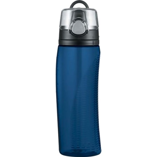 Thermos Intak Hydration Bottle with Meter - Midnight Blue (710 ml) (Thermos 010792)