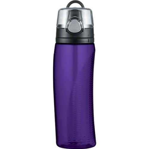 Thermos Intak Hydration Bottle with Meter - Deep Purple (710 ml) (Thermos 010969)