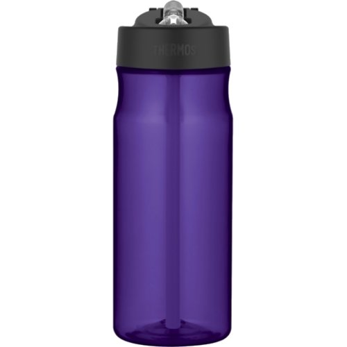 Thermos Intak Hydration Bottle with Straw - Deep Purple (530 ml) (Thermos 013661)
