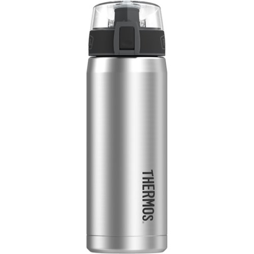 Thermos Stainless Steel Vacuum Hydration Bottle - 530 ml (Silver) (Thermos 170631)