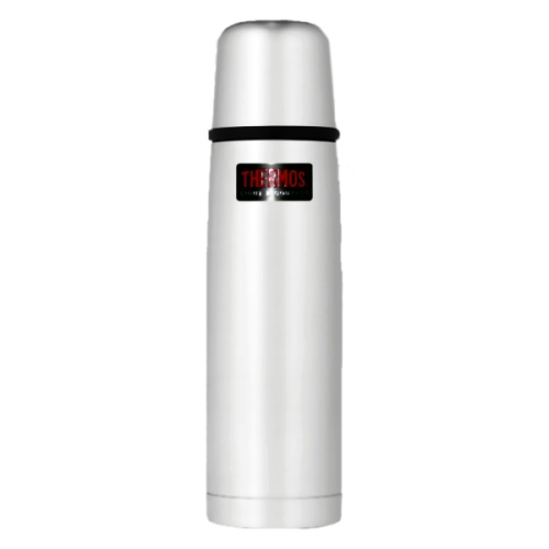 Thermos Light and Compact Stainless Steel Flask (500 ml) (Thermos FBB-500)
